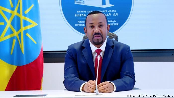 Äthiopien Ministerpräsident Abiy Ahmed Ali