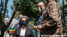 Äthiopien | Präsidentin Sahle-Work Zewde und Ministerpräsident Abiy Ahmed Ali
