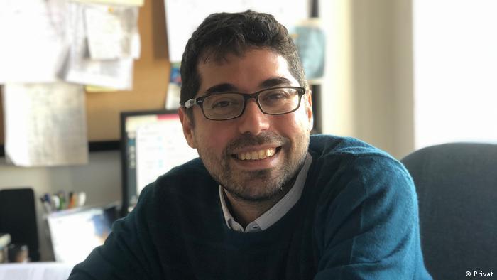 Politikwissenschaftler Berk Esen