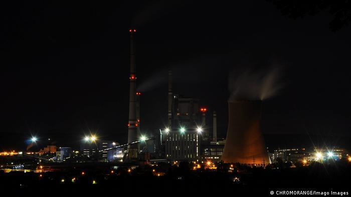 Elektrana na ugljen u češkom Mělníku