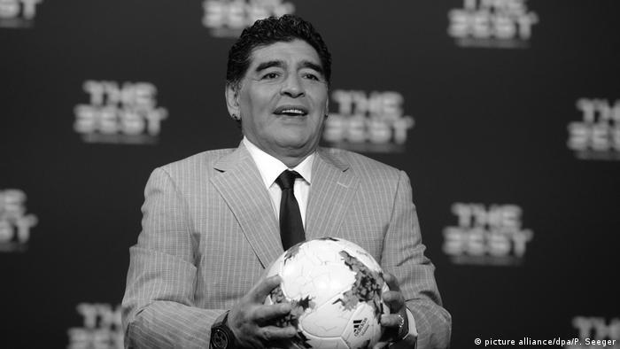 Дієго Армандо Марадона