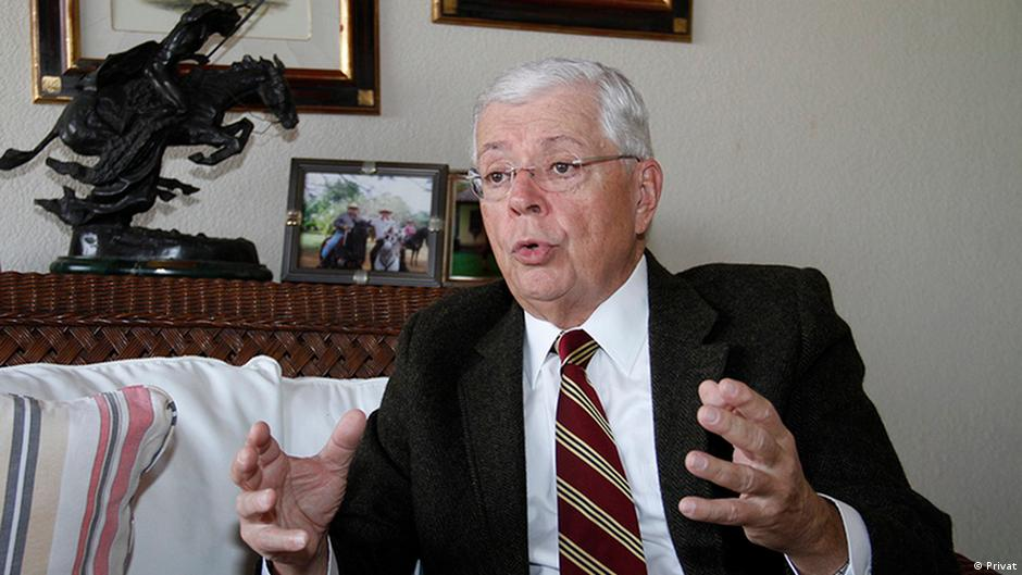 Nicaragua Francisco Aguirre Sacasa, ehemaliger Außenminister und Botschafter Nicaraguas in Washington