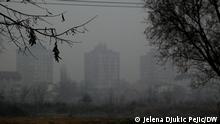 Serbien Luftverschmutzung in Serbien