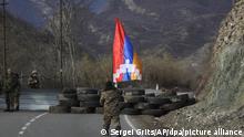 Berg-Karabach | Armenien hat Region Kalbadschar an Aserbeidschan übergeben
