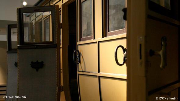 Первый пассажирский вагон 1835 года