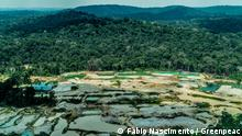 Munduruku - Flug über Amazonas 2019 I State of Pará