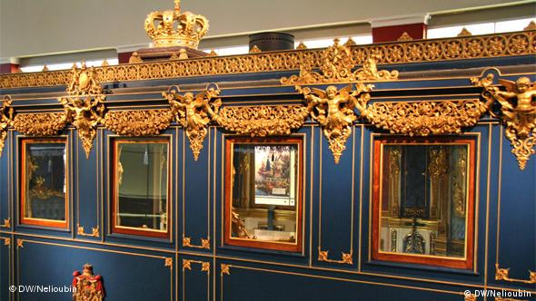 Вагон баварского короля Людвига II
