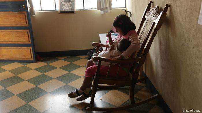 Guatemala I La Alianza Einrichtung für junge Schwangere Mütter