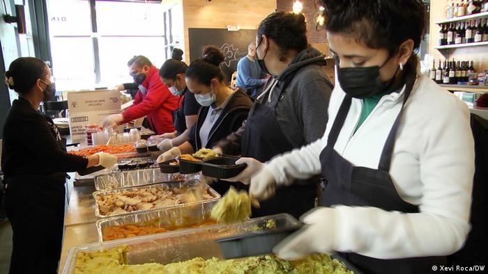 USA I Thanksgiving I Medium Rare Restaurant in Arlington