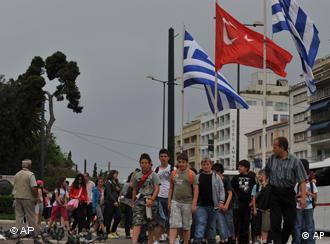 Vizitë tek fqinji  Erdogani në Athinë