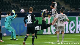 Fußball Champions League Borussia Mönchengladbach - Schachtar Donezk