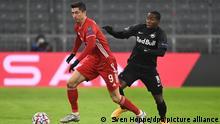 Fußball: Champions League I FC Bayern München - RB Salzburg