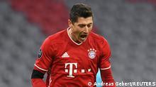 Fußball Champions League Bayern München - RB Salzburg 1:0