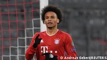 Fußball Champions League Bayern München - RB Salzburg 3:0