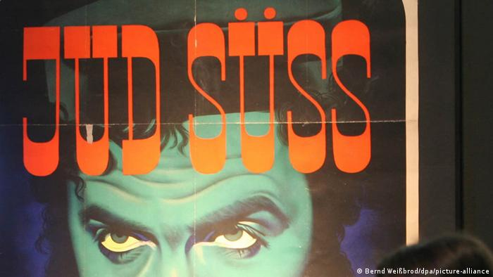 Ausstellung Jud Süß - Propagandafilm im NS-Staat
