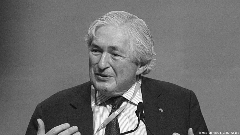 Ehemaliger Weltbankpräsident James Wolfensohn ist tot