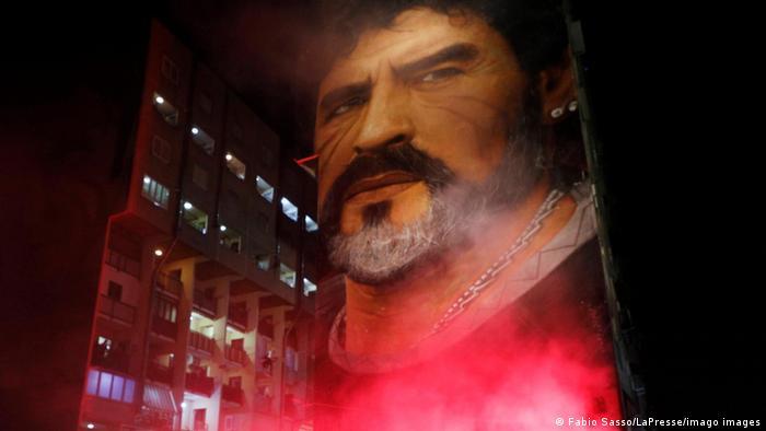 BdTD | Italien | Gedenken an Diego Maradona