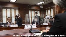 Südkorea | Außenminister von Südkorea und China treffen sich in Seoul | Kang Kyung-wha und Wang Yi