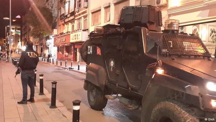 Антитерористична операція в Туреччині