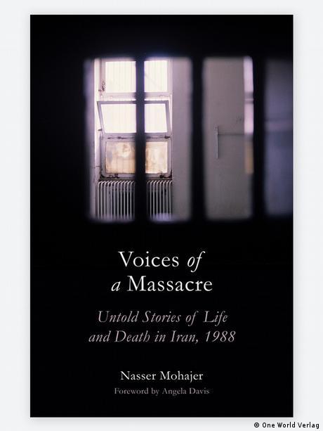 Buchcover Voices of a Massacre von Nasser Mohajer