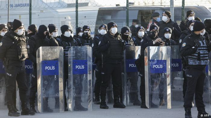 Türkei | Putschversuch 2016 gegen Präsident Recep | Gerichtsverfahren in Ankara