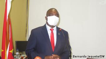 Mosambik | Edson Macuacua - Strafverfolgung gegen Wilderer