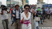 Kambodscha Phnom Penh | Anwältin und Menschenrechtsaktivistin Seng Theary