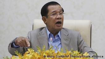 Kambodscha | Premierminister Hun Sen