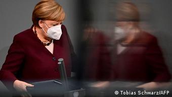 Συλλυπητήρια στις οικογένειες των θυμάτων εξέφρασε και η καγκελάριος Μέρκελ