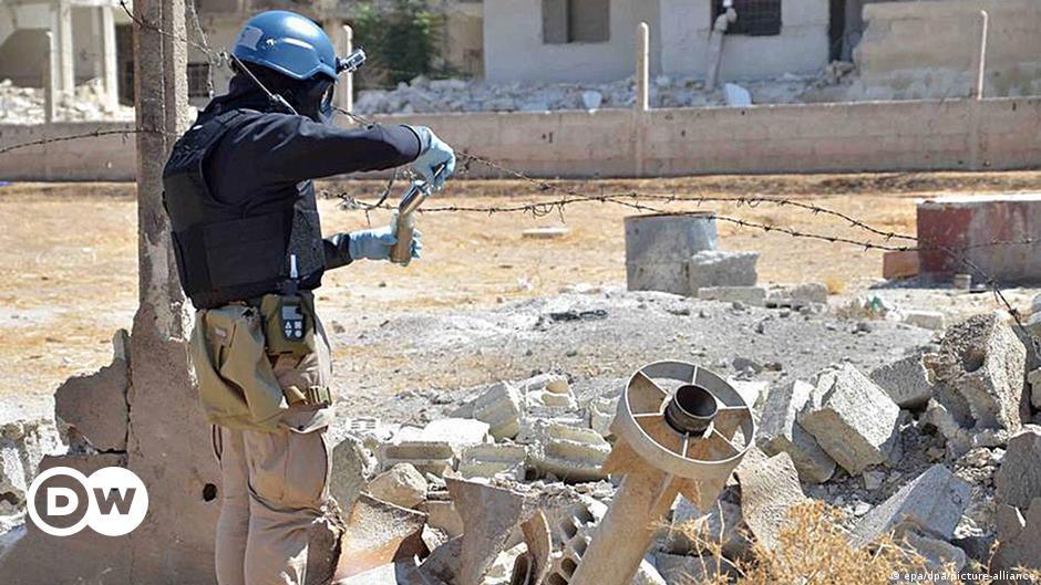 برلين: يجب محاسبة دمشق على استخدام السلاح الكيميائي