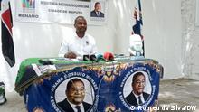 Mosambik | Arlindo Bila von der Oppositionspartei RENAMO