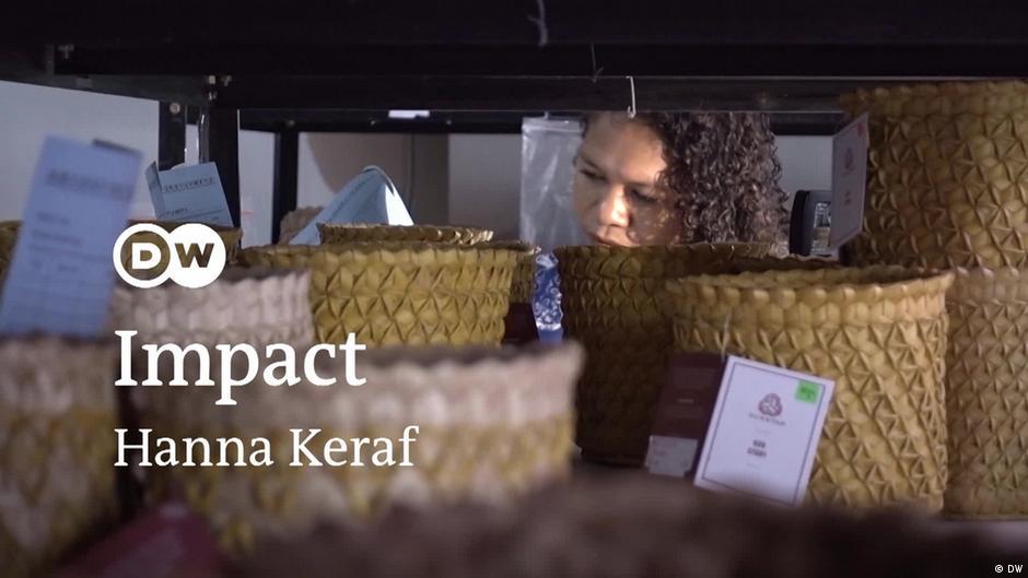 Impact: Social enterprise Hanna Keraf