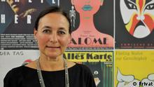 Sylke Wunderlich - Kunsthistorikerin und Gründerin der Stiftung Plakat Ost