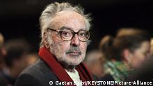Schweizer Regisseur Jean-Luc Godard
