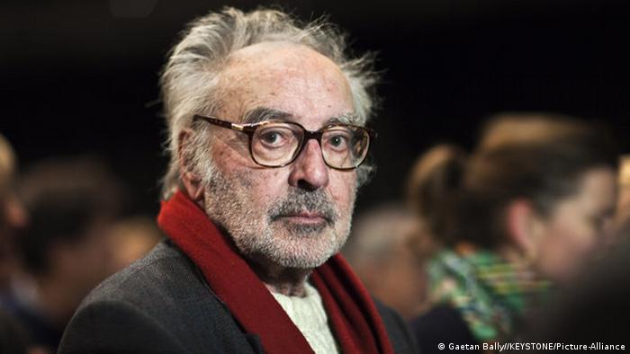 Jean-Luc Godard em 2010