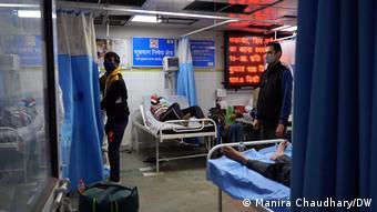 Больница в Дели