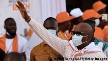 Roch Marc Christian Kabore gewinnt Wahl in Burkina Faso