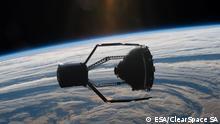 ESA will das Weltall aufräumen | ClearSpace-1