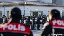 Türkei I Putschisten I Verurteilung in Ankara