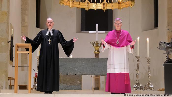 BG Corona-November in Deutschland | Kirchen gedenken Corona-Opfern