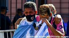 Argentinien I Maradona