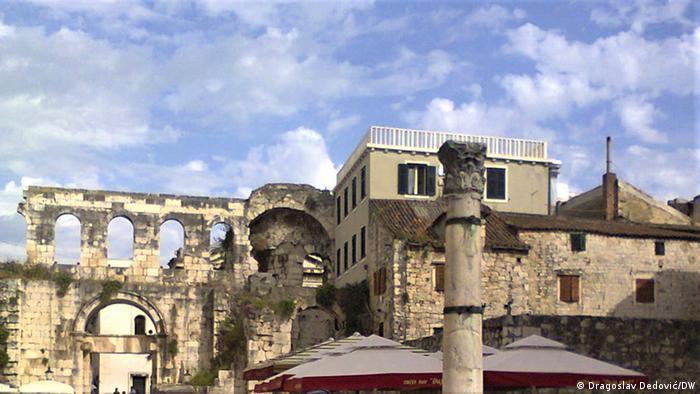 Stari grad, Split