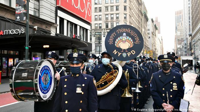 USA I Thanksgiving Parade in New York