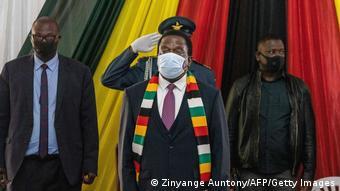 Simbabwe Massaker