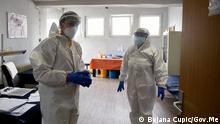 Montenegro | Coronakrise: Krankenhaus