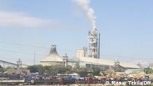 Äthiopien Dire Dawa Zementfabrik