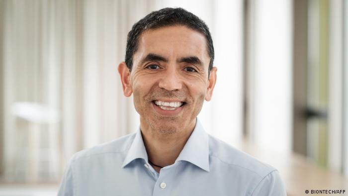 Ugur Sahin - CEO von BioNTech