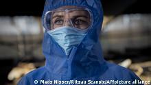 Coronavirus | Nerze | Dänemark Ministerpräsidentin Frederiksen