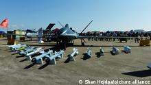 China I Airshow in Zhuhai