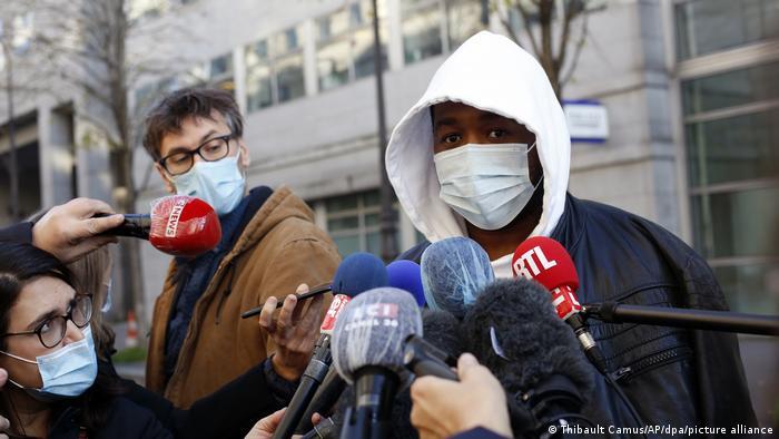Polizeigewalt in Frankreich